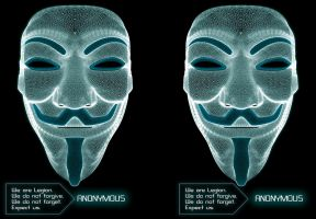 Crossview ANONYMOUS by evilskills