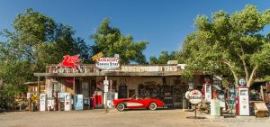 Route 66   Hackberry, Arizona 1 by Mac-Wiz