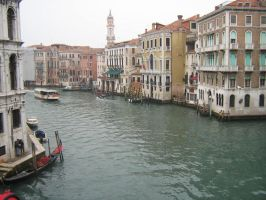 Another view of Venice by KuroiMizu