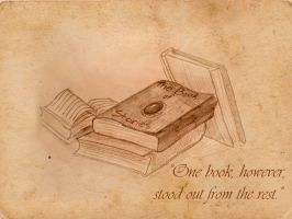 The Book of Stories by hardcore-introvert