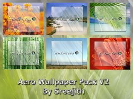 Aero Wallpaper Pack v2 by sreeejith