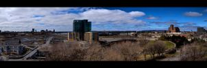 West of Downtown by TallJohn