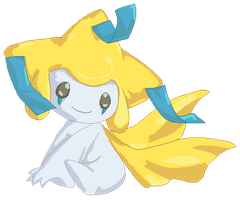 385 - Jirachi by Chellecakes