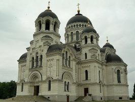 Orthodoxy Temple by Mihenator