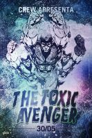 crew and the toxic avenger by thedsw