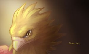 021 Spearow by global-wolf