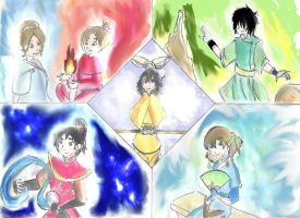 Avatar: Next Generation. by Mumy-chan