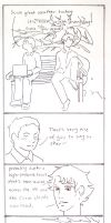 BBC Sherlock comic: shot down by Graphitekind