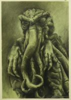Cthulhu by notAlex