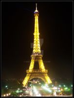 Eiifel Tower by Emilie25