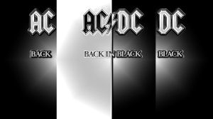 0055 - ACDC - Back in Black by sunsetcolors