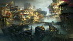 Water town by ivany86