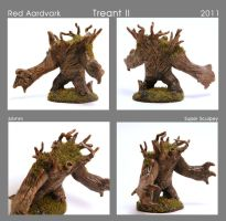 Treant Miniature  II by WilliamWeird