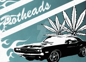 Potheads by moonlightdriver