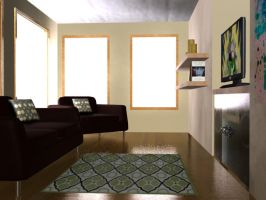 Interior Design by Sh3ikha