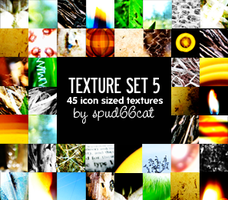 Texture Set 5 by spud66cat