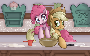 Baked Goods by Pony-Spiz