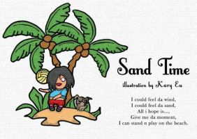 Sand Time by miakieu