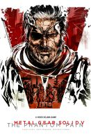 Metal Gear Solid 5: The Phantom Pain (2) by SaraSama90