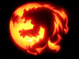 Were-o-lantern by KTechnicolour