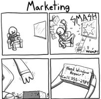 Marketing by Proud2BMe1936