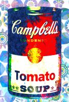 Campbell's Soup Cans by magoborg