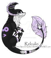 Relculin Adoptable ~ by BiahAdopts