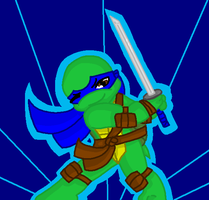 TMNT:Come to Daddy by kiananuva12