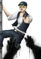 Jacksepticeye - The final Station by ScribblingHodgePodge