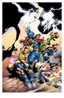 Give away_X-Men by torner