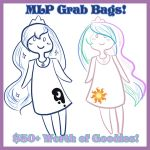 My Little Grab Bag - MLP Surprise Mystery Bags by Monostache
