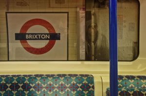 Brixton Underground by rayxearl