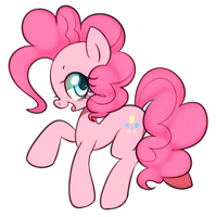 Pinkie pie ! by Marenlicious