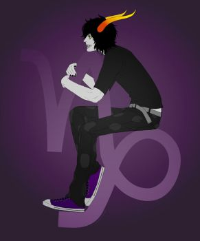 Gamzee by doubleleaf