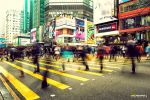 Morning in Mongkok by AndieMakkawaru