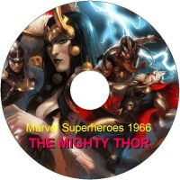 The Mighty Thor 1966 by NIMArchitect