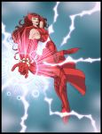 Commission: SCARLET WITCH by nerp