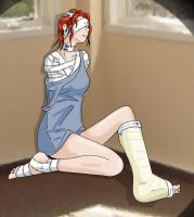 Sally at hospital by excilion