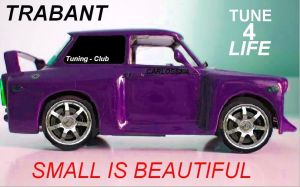 TRABANT - for Tuning - Club by carlos62
