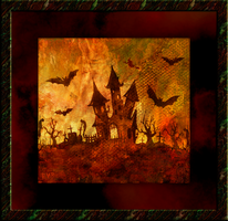 Halloween Scary Night by fmr0