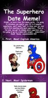 My Superhero Date Meme by FlirtingWithInsanity