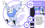 Arctowl by Cerulebell