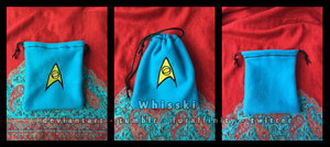 Star Trek Science Pouch by Whisski