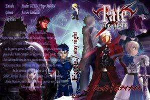 Fate stay night by ADstudi0