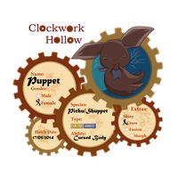 PKMNation: Puppet by reapergeek