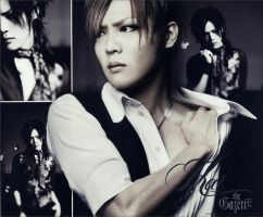 Wallpaper Kai - The Gazette by GueBehind
