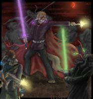 - Red Moon Battle - by trisis