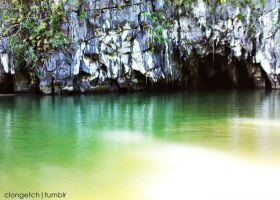 The Underground River by clongetch