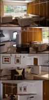 Interior 3D - part 1 of 2 by FEG