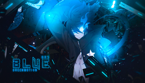 Black Rock Shooter Tag by GreenMotion